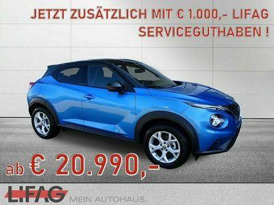 gebraucht Nissan Juke NEU 117 N-Conn. *ab € 20.990-*