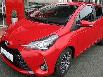 gebraucht Toyota Yaris 1,0 5-TG. ACTIVE '19
