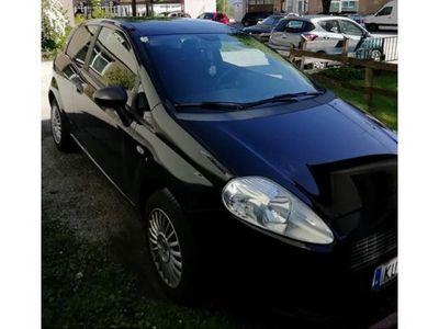 gebraucht Fiat Grande Punto 1,4 Benzin