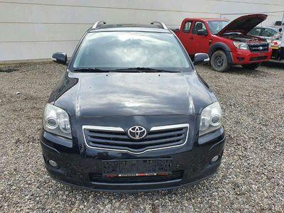 used Toyota Avensis 2.0 Diesel Kombi / Family Van,