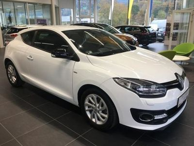 gebraucht Renault Mégane Coupé Coupe Limited ENERGY dCi 110 6-Gang ECO2