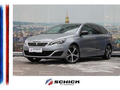 brugt Peugeot 308 SW 2,0 BlueHDi 180 GT S&S Aut. GT S&S