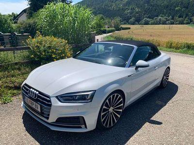 gebraucht Audi A5 Cabriolet 2,0 TDI sport S-tronic