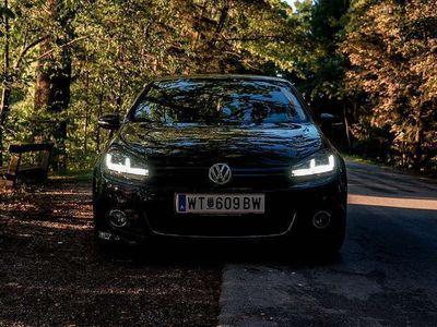 gebraucht VW Golf VI TDI Limousine