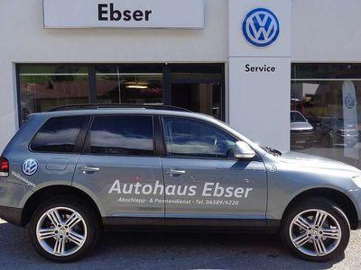gebraucht VW Touareg V6 TDI DPF SUV / Geländewagen