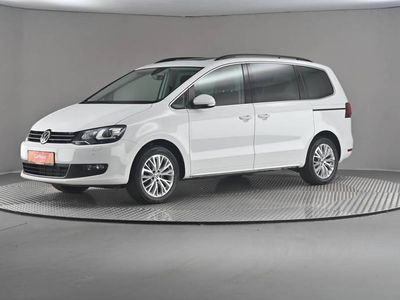 gebraucht VW Sharan Business 2.0 TDI DSG 4MOTION (897366)