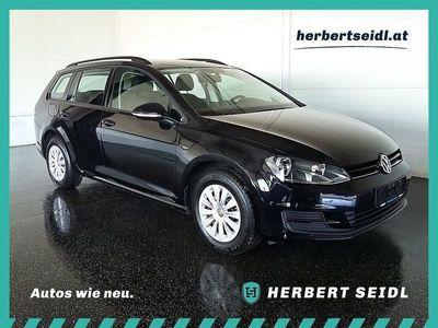 gebraucht VW Golf VII Variant Trendline 1,6 TDI