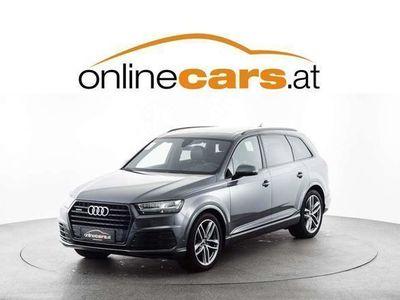 gebraucht Audi Q7 3,0 TDI quattro Tiptronic SUV / Geländewagen,