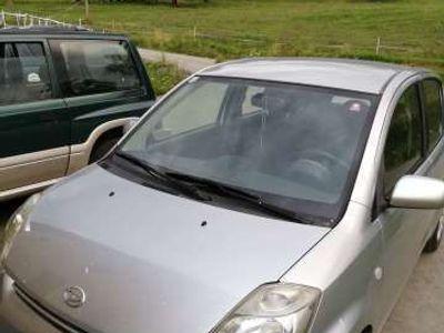 gebraucht Daihatsu Sirion M3/1 Klein-/ Kompaktwagen,