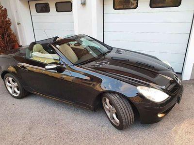 gebraucht Mercedes SLK350 Roadster (BM 171)
