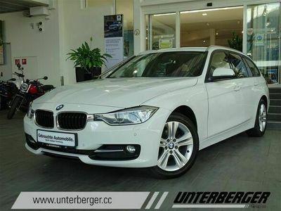 gebraucht BMW 318 d xDrive / Oe-Paket Plus