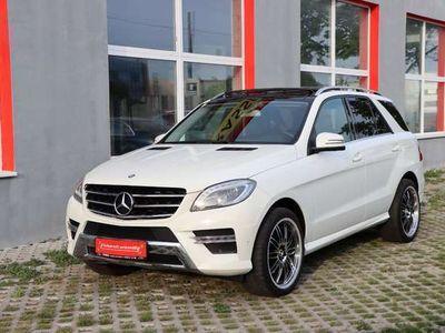 gebraucht Mercedes ML350 CDI BlueTEC M -Klasse Aut.   AMG-LINE   PANORAMA  