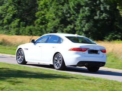 gebraucht Jaguar XF 2.0 d Limousine