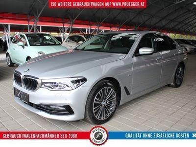 used BMW 520 d xDrive Automatik Sport Line NP 78.854,-
