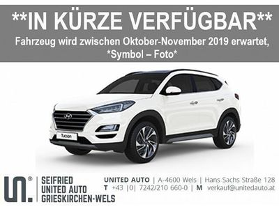 used Hyundai Tucson 1,6 CRDI Level 4 DCT Aut.*Navi*Voll-LED*Sicherhei