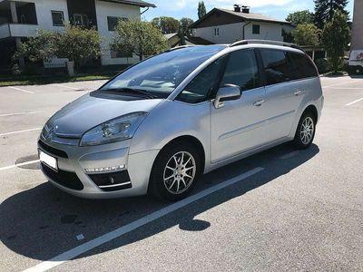 brugt Citroën Grand C4 Picasso 2.0 HDi FAP Seduction Kombi / Family Van,