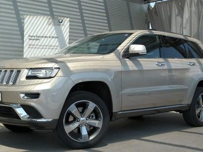 used Jeep Grand Cherokee 3,0 V6 CRD