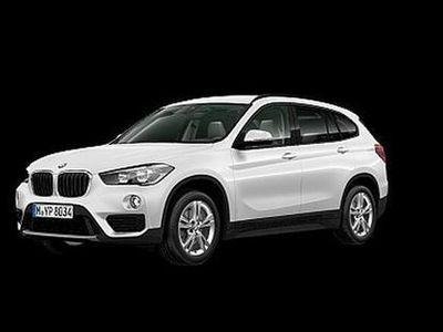 gebraucht BMW X1 xDrive18d Aut., Navi, Kamera, Sport-Lederlen... SUV / Geländewagen