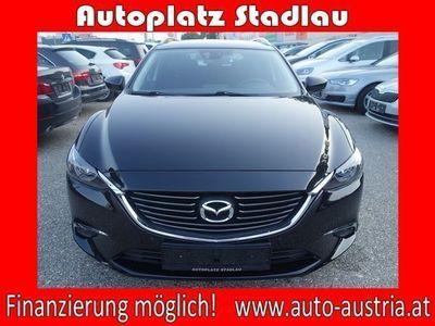 "gebraucht Mazda 6 Sport Combi CD150 Attraction Aut. NAVI ""FIN"