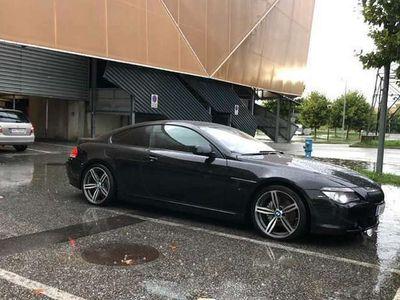 gebraucht BMW 630 6er-Reihe i Coupé e63 Sportwagen / Coupé