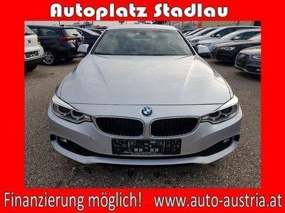 gebraucht BMW 418 Gran Coupé d Advantage Aut. NAVI *FINANZIERUNG MÖG