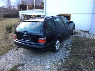 gebraucht BMW 316 3er-ReiheKombi / Family Van,
