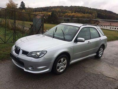 gebraucht Subaru Impreza 2.0 Benzin Limousine
