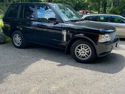 gebraucht Land Rover Range Rover 3.0 Td6 Vogue SUV / Geländewagen