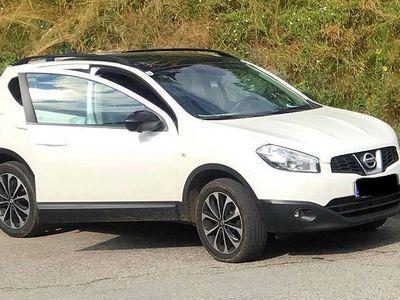 gebraucht Nissan Qashqai 1,6 dCi 360 Start/Stop 4WD SUV / Geländewagen
