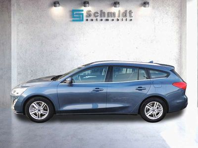 gebraucht Ford Focus Traveller 1,0 EcoBoost Trend Edition Business Aut. Kombi / Family Van