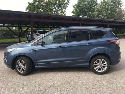 gebraucht Ford Kuga 2,0 TDCi ST-Line Powershift Aut. AWD