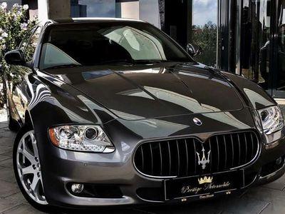 gebraucht Maserati Quattroporte 4,2 V8 400PS #FACELIFT #NUR 75.000KM #SPORT-LUXUS