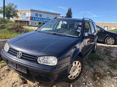 gebraucht VW Golf IV TDI Kombi / Family Van