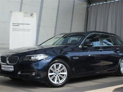 used BMW 530 d