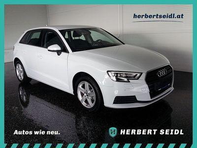 used Audi A3 Sportback 1,6 TDI *NP € 34.405,-*