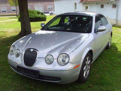 gebraucht Jaguar S-Type 2,7 Executive Ds. Limousine,