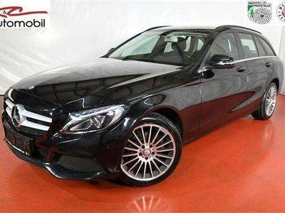 gebraucht Mercedes C200 d T Edition plus