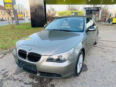 gebraucht BMW 535 5er-Reihe Diesel (E60) Aut.*Head-Up*Komfortsitze*