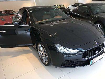 gebraucht Maserati Ghibli SQ4 Zenga Sonder-Edition Limousine