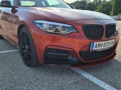 gebraucht BMW M240 2er-ReiheCoupé M Performance xDrive Aut. Sportwagen / Coupé
