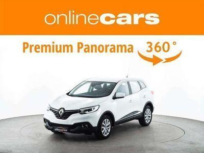 gebraucht Renault Kadjar 1.5 dCi NAVI SHZ WENIG KM
