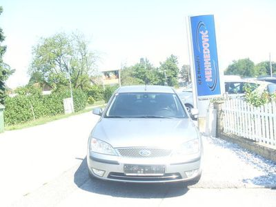 brugt Ford Mondeo Ghia 2,0 TDCi
