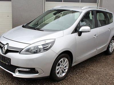 brugt Renault Grand Scénic dCi 110 EDC Limited *7-SITZER*