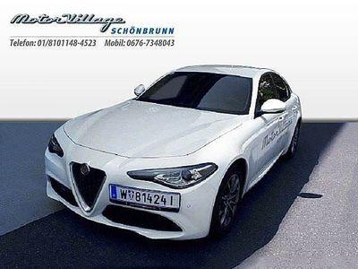 gebraucht Alfa Romeo Giulia Super 2,2 160 ATX RWD Limousine,