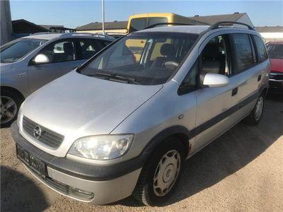 brugt Opel Zafira Euro Sport 2,0 16V DTI Kombi / Family Van,