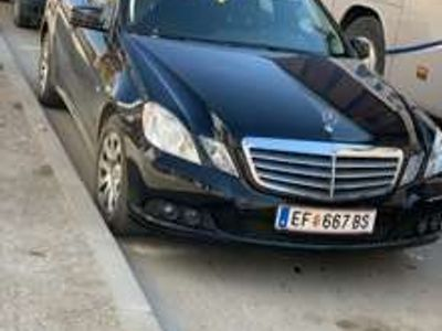 gebraucht Mercedes E250 BlueEfficiency CDI Aut.