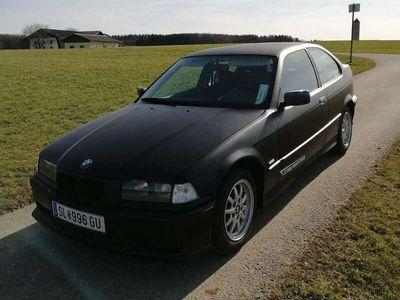 gebraucht BMW 318 Compact 3er-Reihe compact (E36)