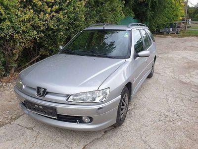 gebraucht Peugeot 306 Break 1,9 Style HDI * Pickerl bis 11/19 * Tausch Möglich * Kombi / Family Van