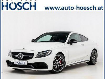 gebraucht Mercedes C63 AMG AMG S Coupe Aut. LP:133.908,- €