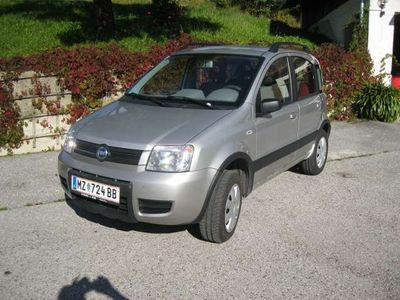 used Fiat Panda Climbing